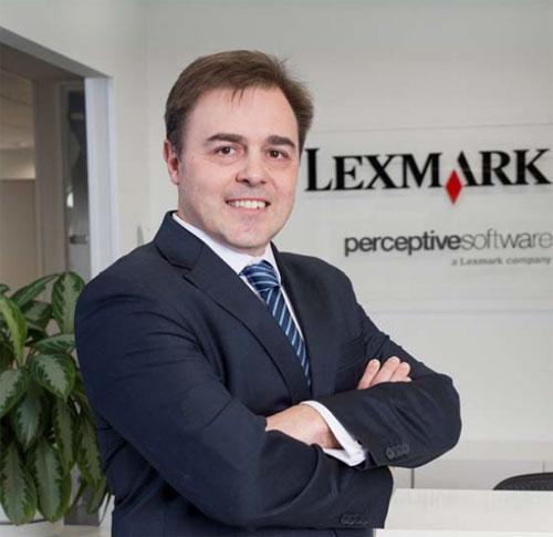 Juan Leal Cárdenas, nuevo director general de Lexmark Ibérica