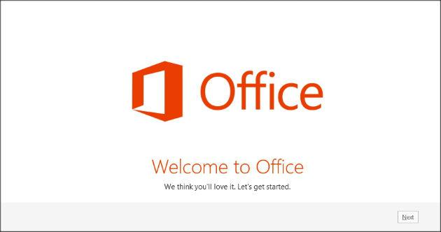 Office 2013 podrá estar operativo en más de un PC