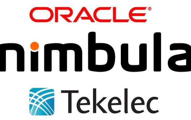 Oracle compra nimbula y tekelec