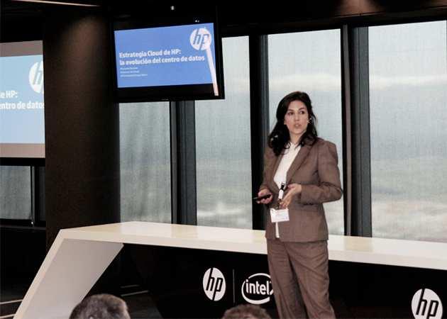 Viaje hacia el Cloud con HP e Intel