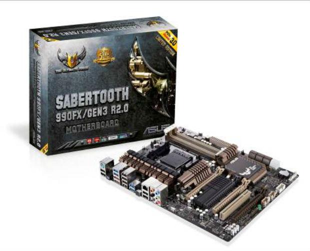ASUS presenta la primera placa base basada en la arquitectura AMD con PCI Express 3.0