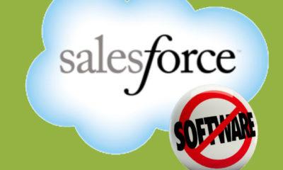 Salesforce pondrá en marcha centros de datos con energías sostenibles