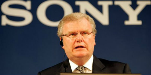 Howard Stringer, presidente de Sony, planea retirarse en junio