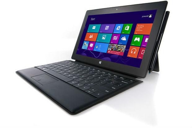 El Surface Pro llegará a Europa el próximo trimestre