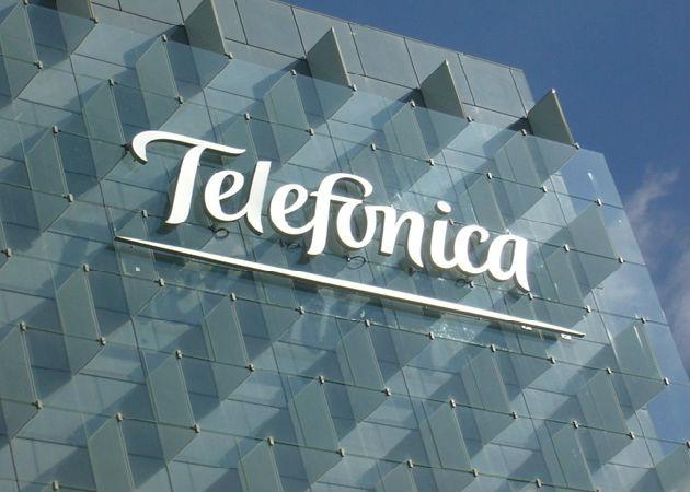 Caida de acciones en Telefónica tras vender su autocartera de acciones