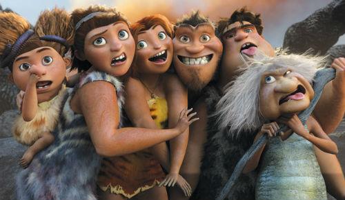 """La tecnología de vanguardia de HP en la comedia  de aventuras """"Los Croods"""""""