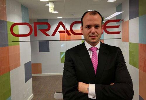 Victoriano Martín, nuevo director para la zona mediterránea de Oracle
