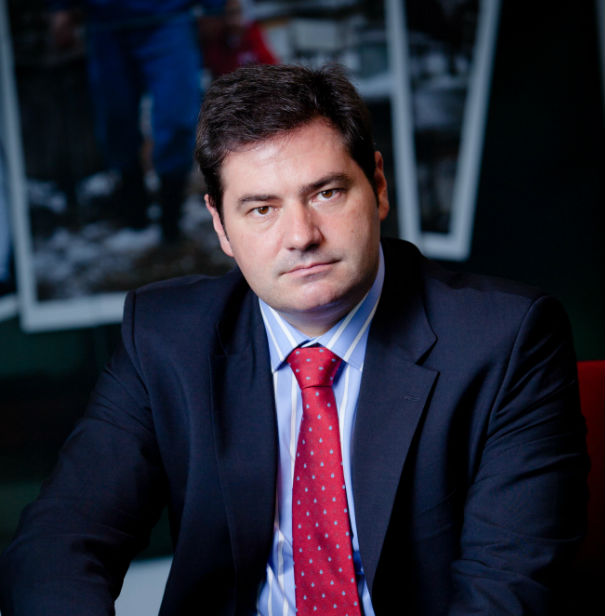 Andrés Vicente la nueva cara de nuevos negocios en Vodafone España