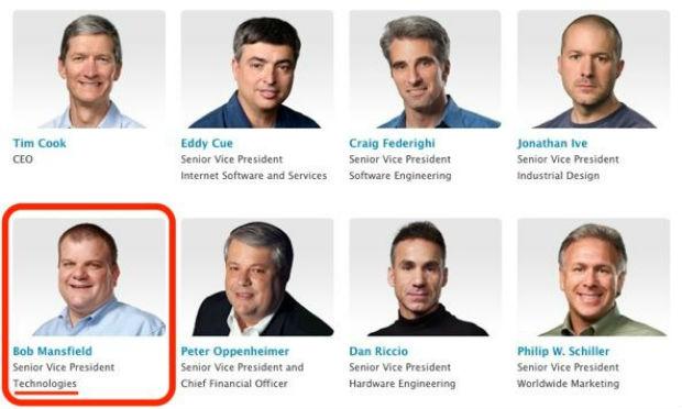 Los ejecutivos de Apple, los mejor pagados