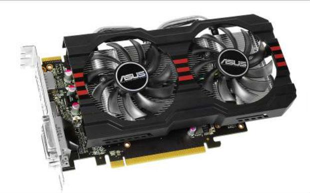 ASUS presenta la tarjeta gráfica HD 7790 DirectCU II