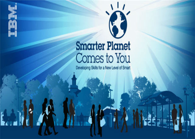 "Arranca la iniciativa ""Smarter Planet Comes To You"" de IBM"
