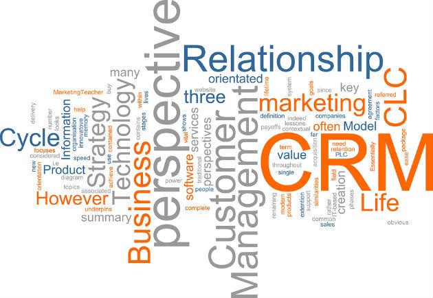 Ingresos mundiales CRM