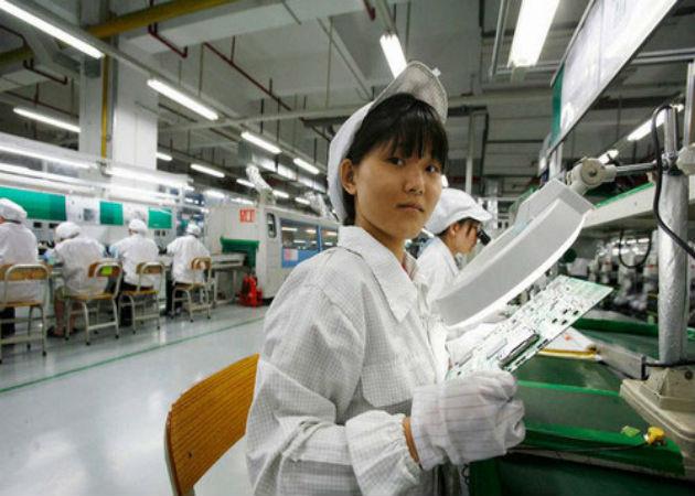 Las ventas de Foxconn sufren un descenso del 19% por culpa del iPhone