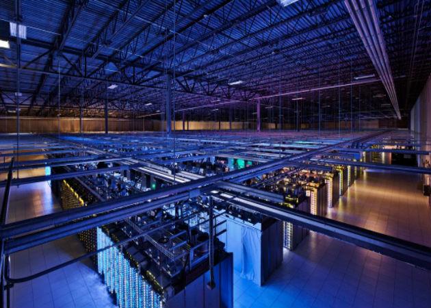 Google hará una inversión de 300 millones de euros en su centro de datos en Bélgica