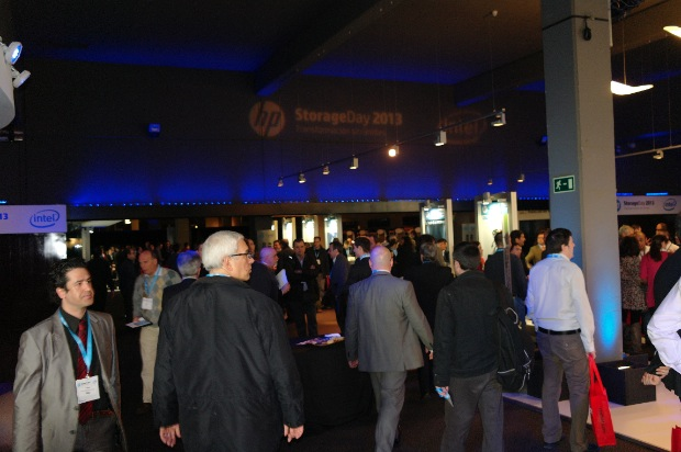 HP celebra el StorageDay 2013, el gran día del Almacenamiento Convergente