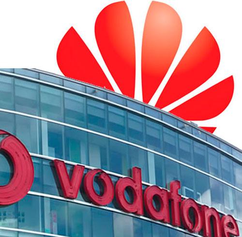 Huawei asume el mantenimiento de redes xDSL y móviles de Vodafone en España