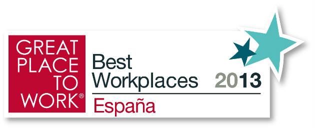 Se presentan en España los premios Great Place to Work de 2013 en el que destacan las IT