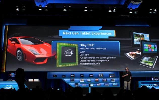 Las tabletas con Intel Bay Trail serán más económicas