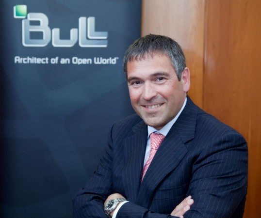 Javier García Pellejero, nuevo director general de Bull España