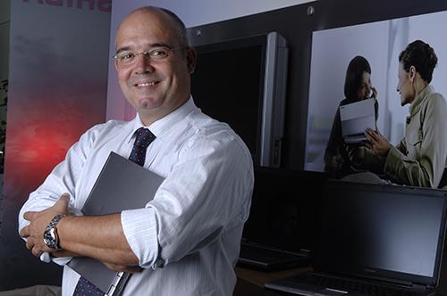 Joao Amaral, director general de Toshiba Iberia asume la dirección general de la compañía en España