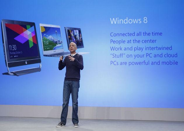 Windows 8 remonta su vuelo en marzo