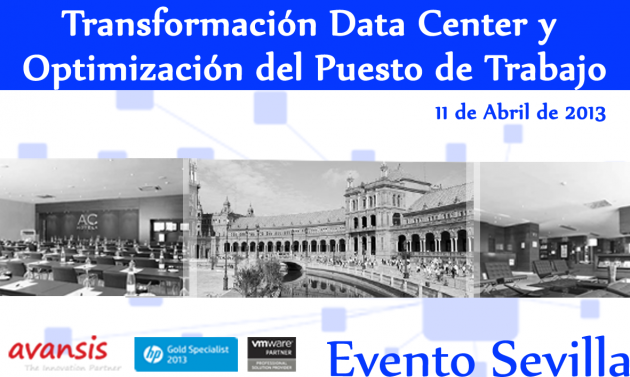 Transformación Data Center y optimización del puesto de trabajo