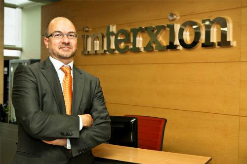 Robert Assink Director general de Interxion
