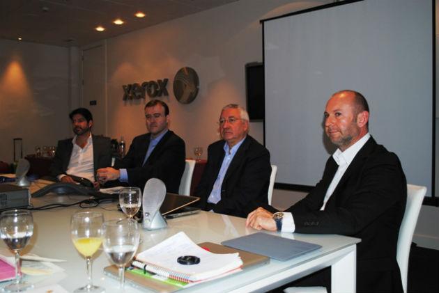 Xerox apoya la colaboración con clientes y socios como  forma de hacer negocios