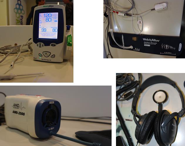 Dispositivos telepresencia