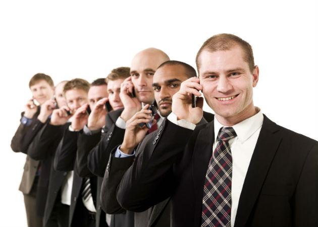 La voz, entre los factores de éxito de los CEOs masculinos