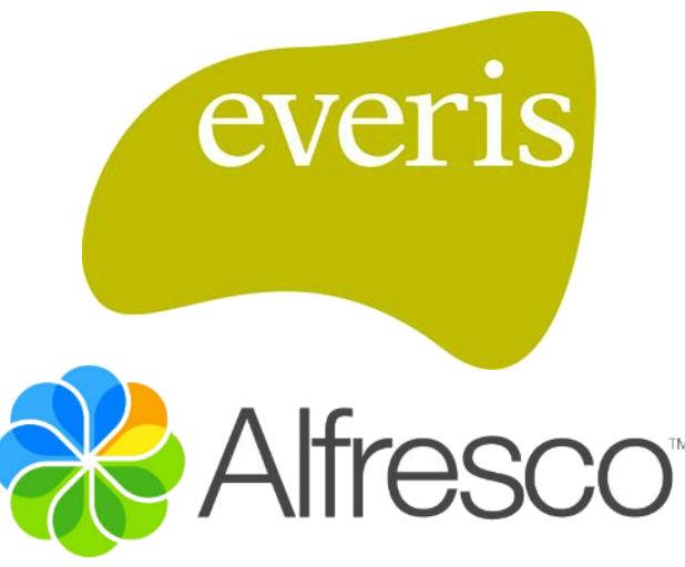 Alfresco y everis firman un acuerdo para ofrecer en España soluciones de gestión de contenidos empresariales