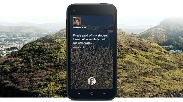 Facebook Home llega a las 500.000 descargas