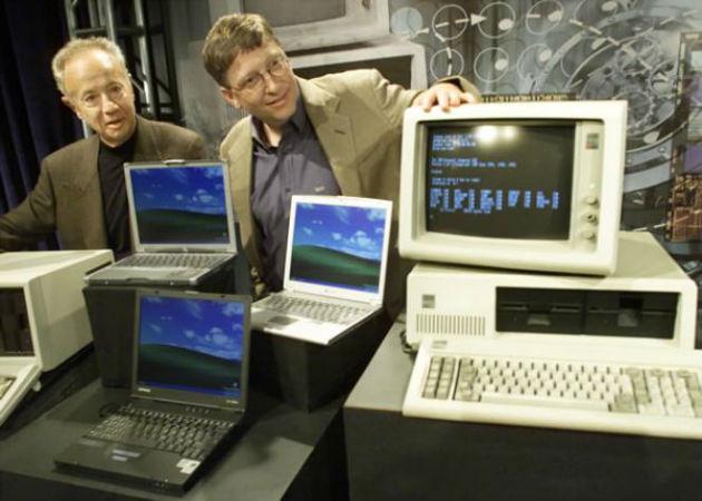 Microsoft cumple 38 años de vida