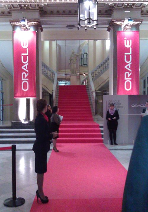 Oracle premia a sus partners en España