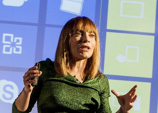 María Garaña, presidente de Microsoft, ha sido nombrada miembro del consejo social de la UNED