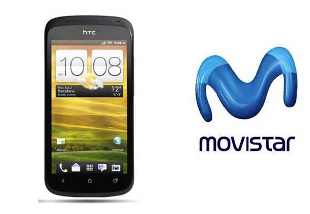 HTC one y Movistar