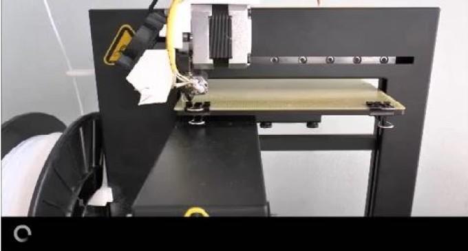 ¿Cómo funciona una impresora 3D?