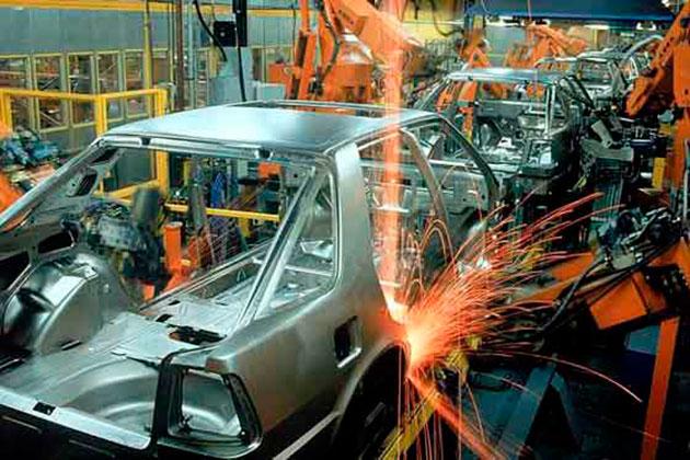 Industria automovilística