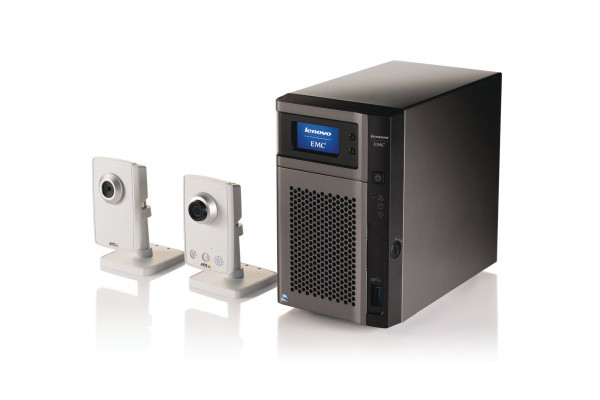 LenovoEMC presenta su nueva línea de grabadores de vídeo en red