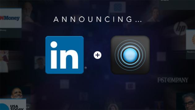 LinkedIn pagará 90 millones de dólares por Pulse