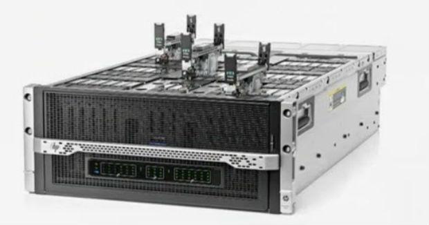 HP Moonshot, la nueva generación de servidores de HP