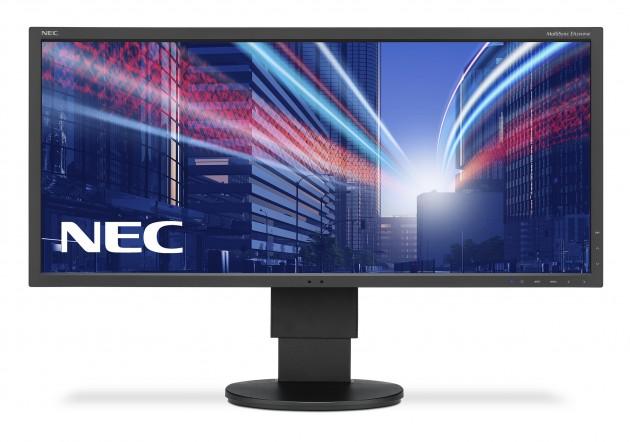 NEC apuesta por monitores ultramodernos diseñados para la nueva generación de oficinas
