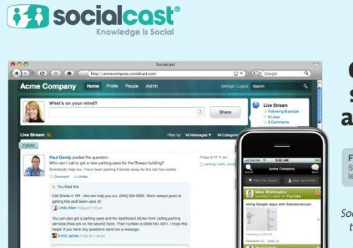 Socialcast de VMware presenta nuevas funcionalidades que mejoran las redes sociales corporativas