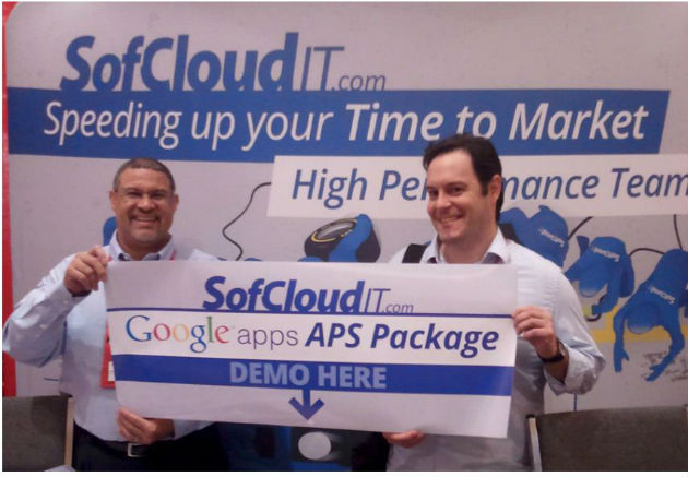 SOFCLOUDIT INTEGRA GOOGLE APPS EN PARALLELS AUTOMATION