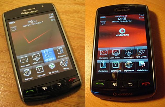 Verizon y Vodafone