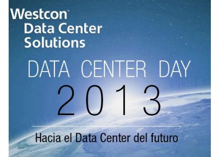 El futuro del centro de datos en Westcon Data Center Day 2013