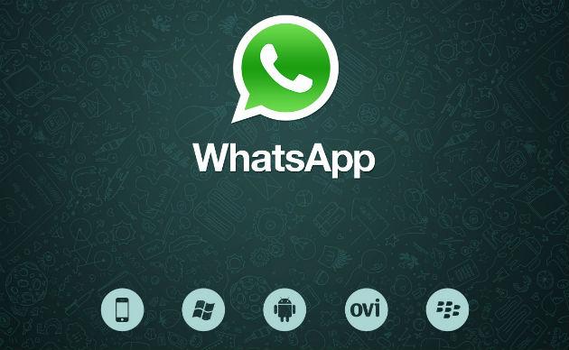 WhatsApp no está en venta