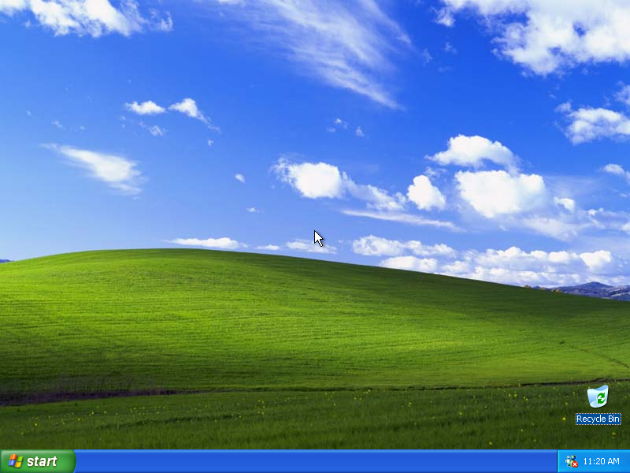 Se acaba el soporte para windows xp