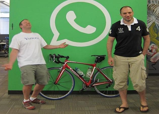 WhatsApp, la empresa menos ostentosa del valle del silicio
