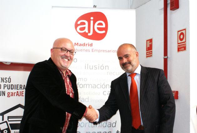 MicroBank y la Asociación de Jóvenes Empresarios de Madrid facilitarán el acceso a la financiación